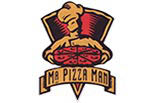 Mr.Pizza Man  (Daly City) logo
