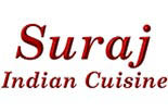 SURAJ INDIAN CUISINE logo