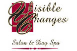 Visible Changes Salon logo