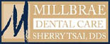 MILLBRAE DENTAL CARE logo
