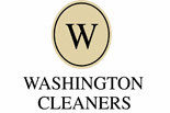 WASHINGTON CLEANERS logo