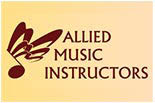 ALLIED MUSIC INSTRUCTORS logo