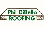 PHIL DIBELLO ROOFING logo