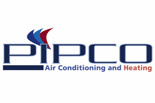 PIPCO AIR CONDITIONING & HEATING logo