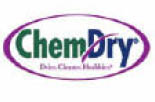 CHEM DRY CARPET SOLUTIONS logo