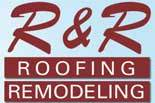 R&R REMODELING-ROOFING, KITCHEN & BATH logo