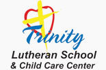 THE TRINITY LUTHERAN SCHOOL logo