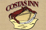COSTAS INN logo