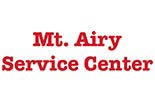 MT. AIRY SERVICE CENTER logo