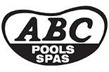 ABC POOLS logo