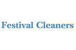 FESTIVAL CLEANERS logo