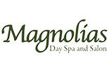 MAGNOLIAS DAY SPA & SALON logo