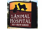 MT. AIRY ANIMAL HOSPITAL logo