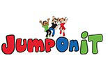 JUMP ON IT FUN CENTER logo