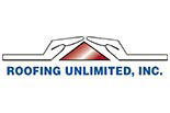 ROOFING UNLIMITED logo