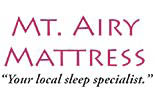 MT. AIRY MATTRESS logo