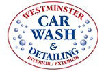 WESTMINSTER CAR WASH logo