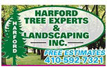 HARFORD TREE EXPERTS logo