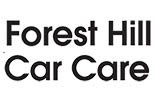 FOREST HILL CAR CARE logo