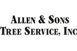 ALLEN & SONS TREE SERVICE, INC. logo