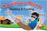 COMFORT TEMP HEATING & COOLING, LLC logo