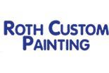 ROTH CUSTOM PAINTERS logo
