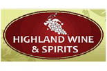 HIGHLAND WINES & SPIRITS logo