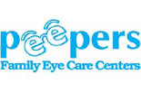 PEEPERS FAMILY EYE CARE CENTERS logo