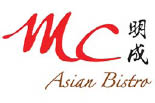 MC ASIAN BISTRO logo
