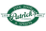PATRICK'S FINE FOOD & SPIRITS OF COCKEYSVILLE logo