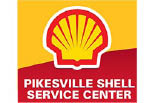 PIKESVILLE SHELL SERVICE CENTER logo