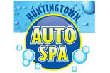 THE AUTO SPA - HUNTINGTON logo