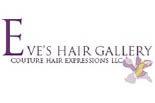 EVE'S HAIR GALLERY logo