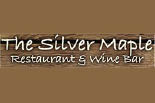 THE SILVER MAPLE RESTAURANT & BAR logo