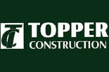 TOPPER CONSTRUCTION COMPANY logo