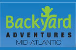 BACKYARD ADVENTURES MID-ATLANTIC logo