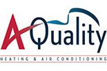 A Quality Heating And Air Conditioning logo