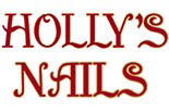 HOLLY'S NAILS logo
