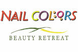 NAIL COLORS logo