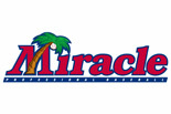 Fort Myers MIRACLE BASEBALL logo