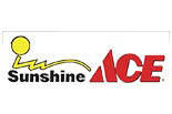 SUNSHINE ACE HARDWARE logo
