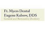 DR. EUGENE KALSOW, Fort  Myers Dental logo