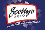 SCOTTY'S AUTOMOTIVE logo