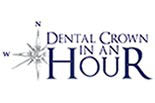 DENTAL CROWN IN AN HOUR logo