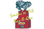 SMOKE'N PIT BAR B Q Restaurant logo