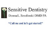 SENSITIVE DENTISTRY logo