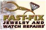 FAST FIX Jewelry & Watch Repairs logo