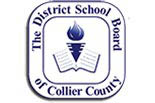 THE DISTRICT BOARD OF COLLIER COUNTY logo
