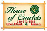 HOUSE OF OMELETS logo