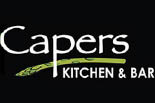 CAPERS KITCHEN AND BAR logo